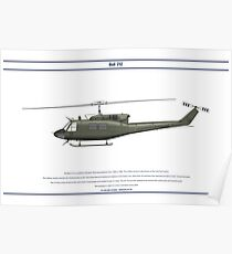Bell 212 Colombia 1 Poster