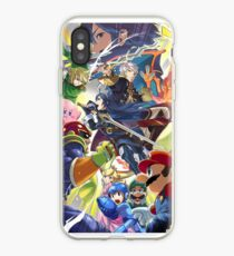 Robin/Lucina Reveal Poster iPhone Case
