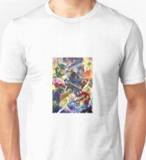 Robin/Lucina Reveal Poster T-Shirt
