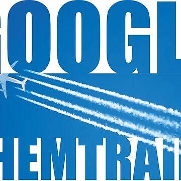 Google Chemtrails by Eternaldrone