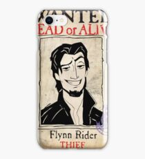 Wanted! iPhone Case/Skin