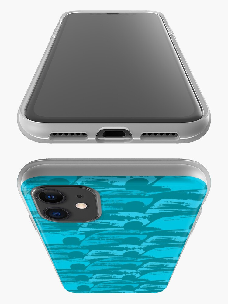 Alternate view of Wave Pattern iPhone Case & Cover