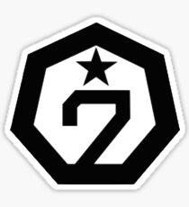 Pegatina GOT7 - Logotipo