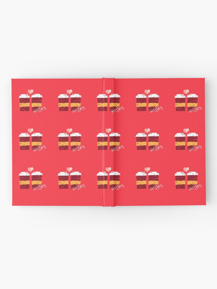 Alternate view of Coffee for Two Hardcover Journal