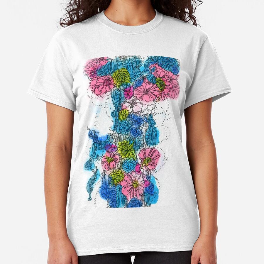 Spring Bloom Classic T-Shirt