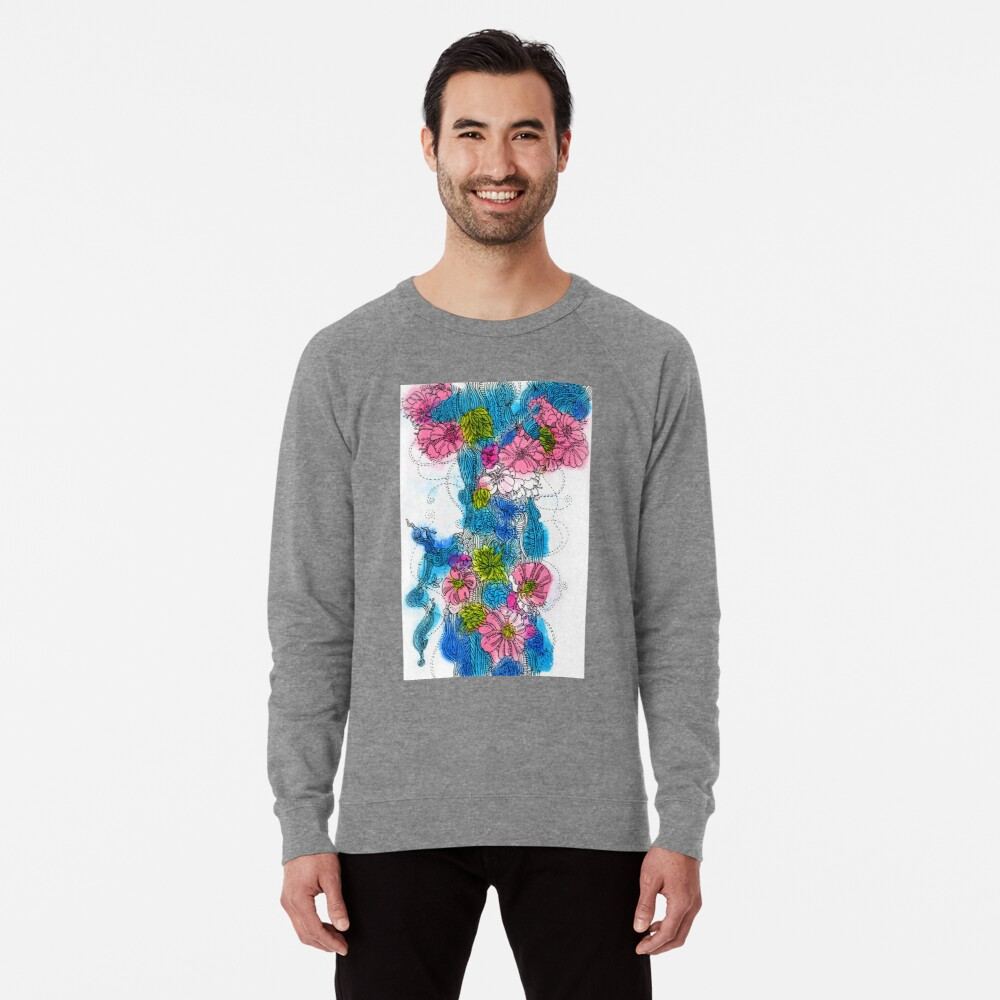 Spring Bloom Lightweight Sweatshirt