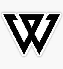Pegatina Ganador - Logo