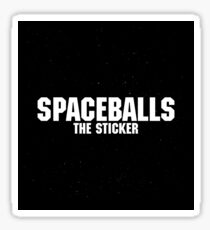Spaceballs - The Merchandise Sticker