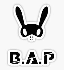 Pegatina BAP - Logotipo