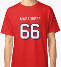 Marauders 66 Red Jersey Classic T-Shirt