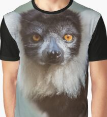 Lovely Lemur Graphic T-Shirt