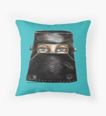 Ned's Head Throw Pillow