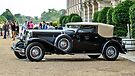 Duesenberg 1936 at Hampton Court by MarcW