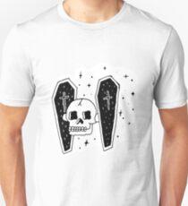 Skull Wars Tie Fighter T-Shirt