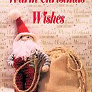 Warm Christmas Wishes by Francis Drake