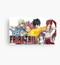 Fairy tail Canvas Print