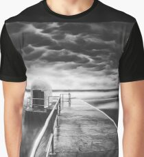 Darkness is Criminal Graphic T-Shirt