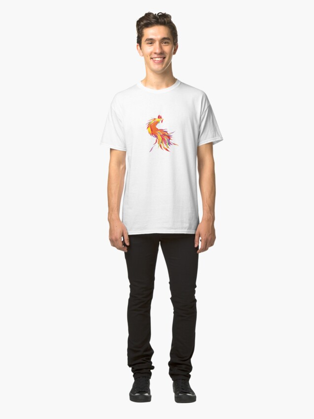 Alternate view of Red Cock Classic T-Shirt