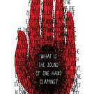 what is the sound of one hand clapping? by titus toledo