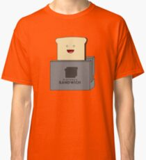 Nintendo Sandwich (Nintendo Switch Parody) Classic T-Shirt