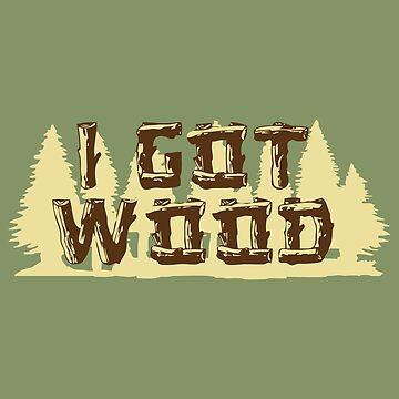 Shaun Ed I Got Wood by kembo