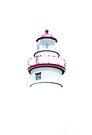Marblehead Lighthouse by Bob Hardy