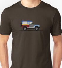 A Graphical Interpretation of the Defender 90 Station Wagon Paul Smith T-Shirt
