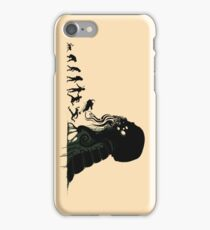 Lovecraft Darvinian iPhone Case/Skin