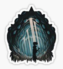 Nausicaa's Decay Sticker