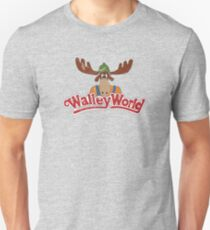 Walley World - Distressed Logo Unisex T-Shirt