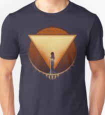 Red: Cloubank's Finest Unisex T-Shirt