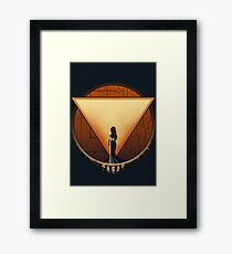Red: Cloubank's Finest Framed Print