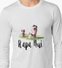 Rapa Nui Long Sleeve T-Shirt