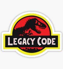 Legacy Code Sticker