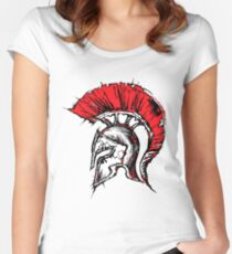 Spartan! Women's Fitted Scoop T-Shirt