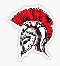 Spartan! Sticker