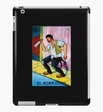 Loteria: El Borracho iPad Case/Skin
