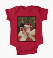Christmas Squirrel Kids Clothes