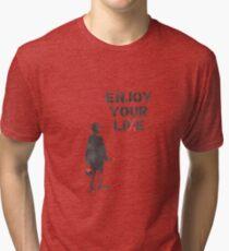Lie Tri-blend T-Shirt