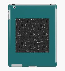Atomic Flash Black iPad Case/Skin
