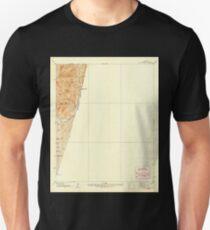 USGS TOPO Map California CA Evey Canyon 287757 1940 20000 geo T-Shirt