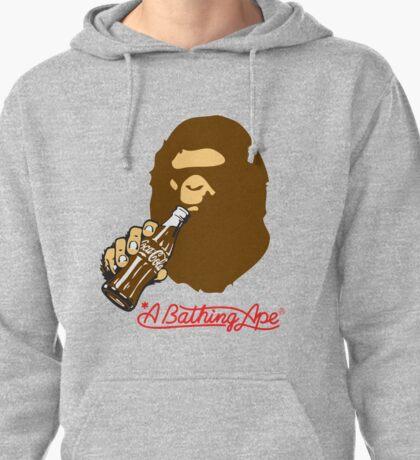 Soda King Ape Pullover Hoodie