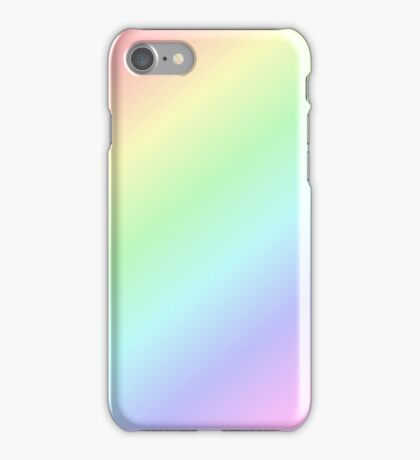 NEW TO REDBUBBLE - A RAINBOW RANGE  iPhone Case/Skin