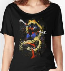 Abtract Sailor Moon Women's Relaxed Fit T-Shirt