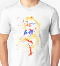 Abtract Sailor Moon Unisex T-Shirt