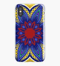 Mandala tribal ethnic ornament iPhone Case