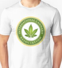 Cannabis Marijuana Hash Slacker pot-head culture T-Shirt