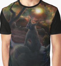 Desolate Expanse Graphic T-Shirt