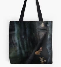 PMD2 - Hidden Land - Old Ruins temple Tote Bag