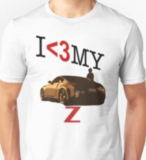 I Love My Z! Unisex T-Shirt